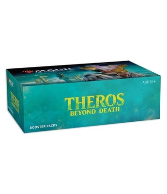 MtG: Theros Beyond Death Draft Booster Box