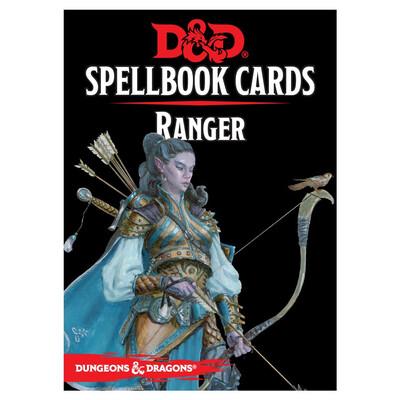 D&D 5e: Spellbook Cards: Ranger