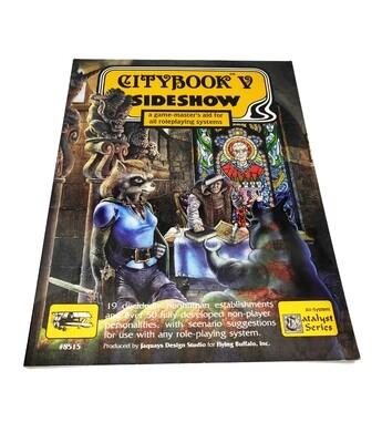 Citybook V Sideshow (used)