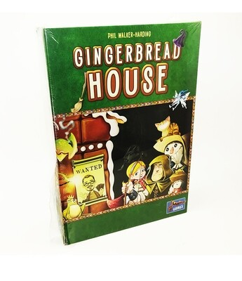 Gingerbread House (Damaged)