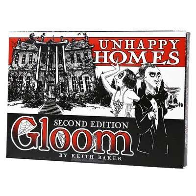 Gloom Second Edition: Unhappy Homes