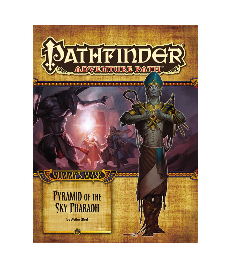 Pathfinder: AP MM6 Pyramid Of The Sky Pharaoh (used)