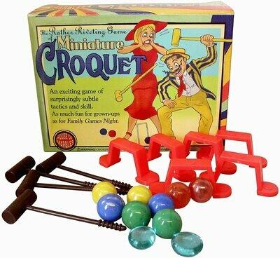 Miniature Croquet