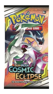 Pokemon: S&M: Cosmic Eclipse Booster Pack