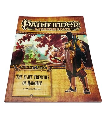 Pathfinder: AP MM5 The Slave Trenches Of Hakotep (used)