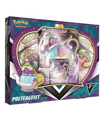Pokemon: Polteageist V Box