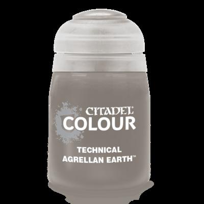 T Agrellan Earth