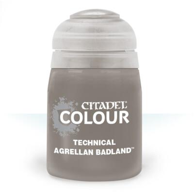 T Agrellan Badland