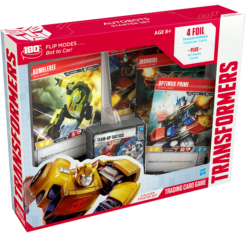 Transformers: 2 Player Starter