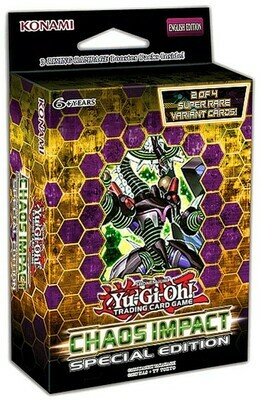 Ygo: Chaos Impact SE