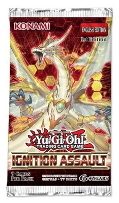 Ygo: Ignition Assault Booster Pack