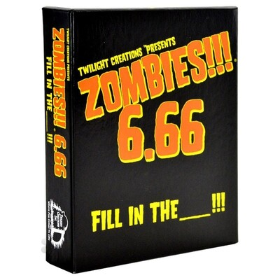 Zombies!!!: 6.66 - Fill in the _______!!!