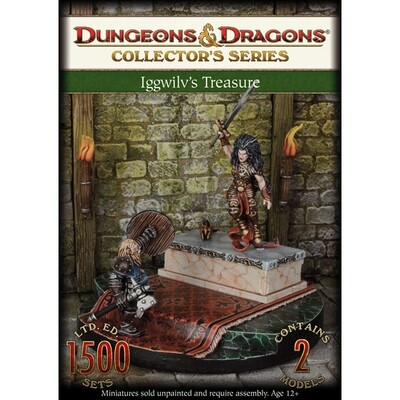 D&D Coll Series: Iggwilv's Treasure
