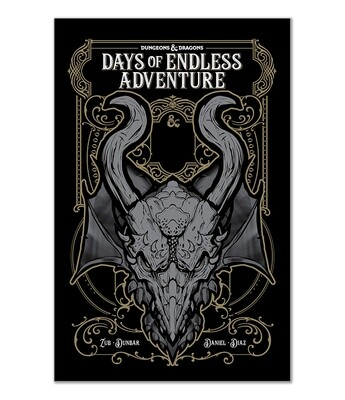 D&D Days Of Endless Adventure