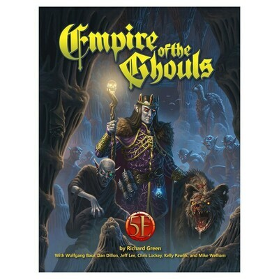 5e: Empire of the Ghouls (HC)
