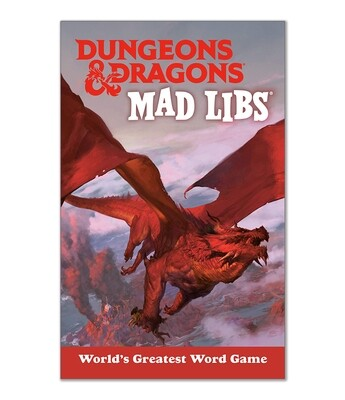 D&D Mad Libs