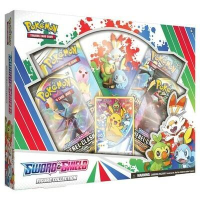 Pokemon: S&S: Figure Collection
