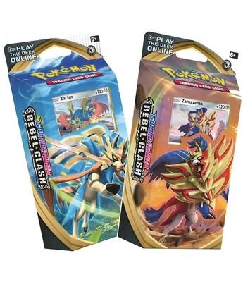 Pokemon: S&S: Rebel Clash Theme Deck