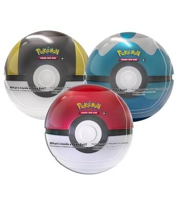 Pokemon: Pokeball Feb2020