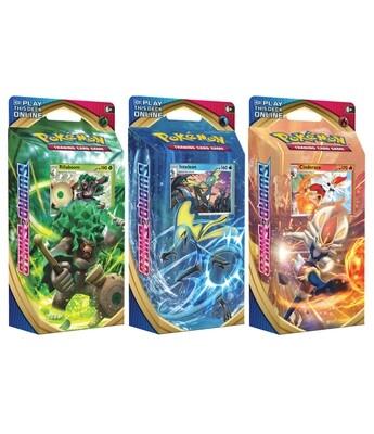 Pokemon: S&S: Sword & Shield Theme Deck