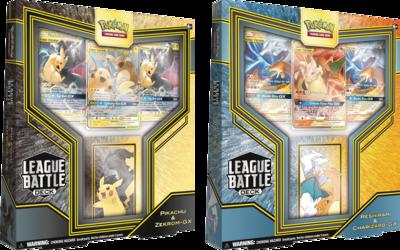 Pokemon: GX League Battle Deck