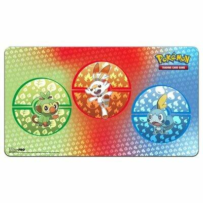Play Mat: Pokemon: Sword & Shield Galar