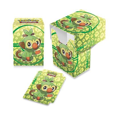 Deck Box: Pokemon Galar Grookey