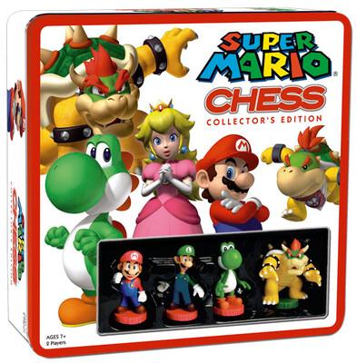 Chess: Super Mario