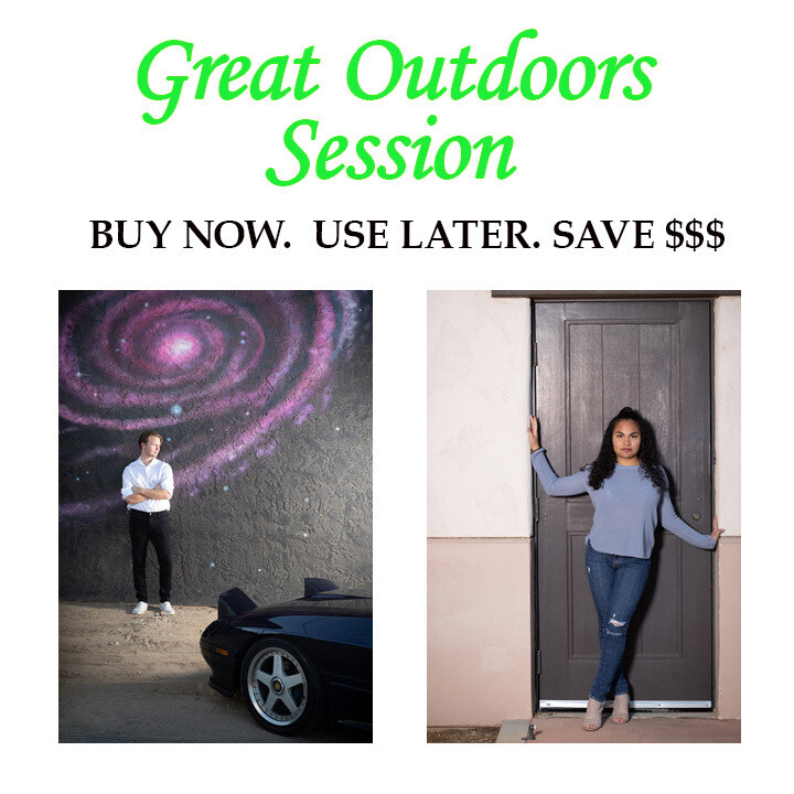 Great Outdoors Session