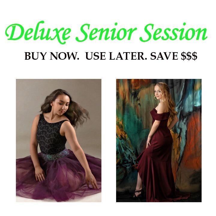 Deluxe Senior Session