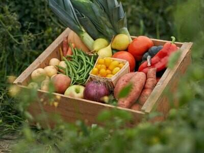 Farm Produce Box