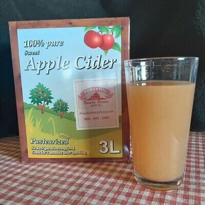 Sweet Apple Cider 3L