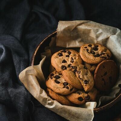 Cookies - Chocolate Chip 6/bag 2oz