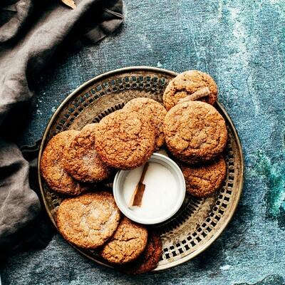 Cookies - Ginger Molasses 6/bag