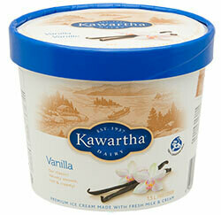 Kawartha Dairy Ice Cream 1.5 L Vanilla