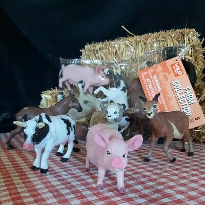 Farm Animals - 5 pack