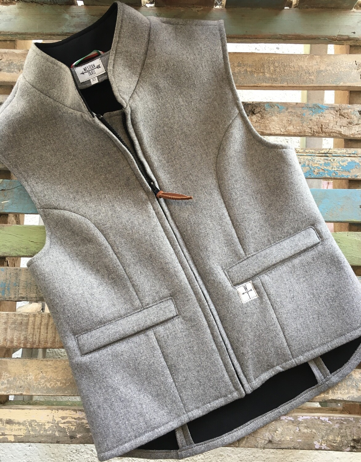 GILET INDY