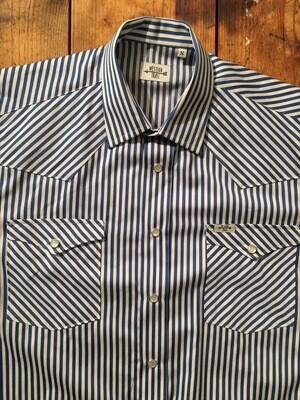 Camicia uomo-BLUE STRIPES