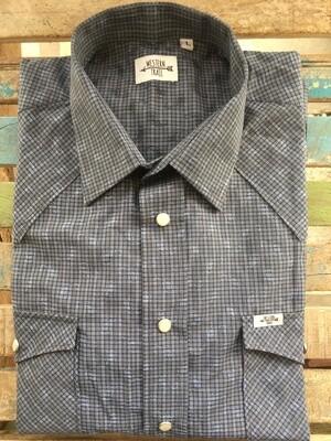 Camicia uomo-PLAID JACQUARD