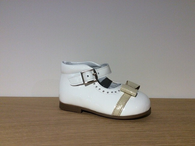 Lize bianco+oro