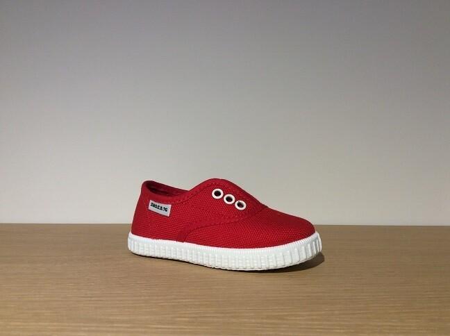 Loafer rossa