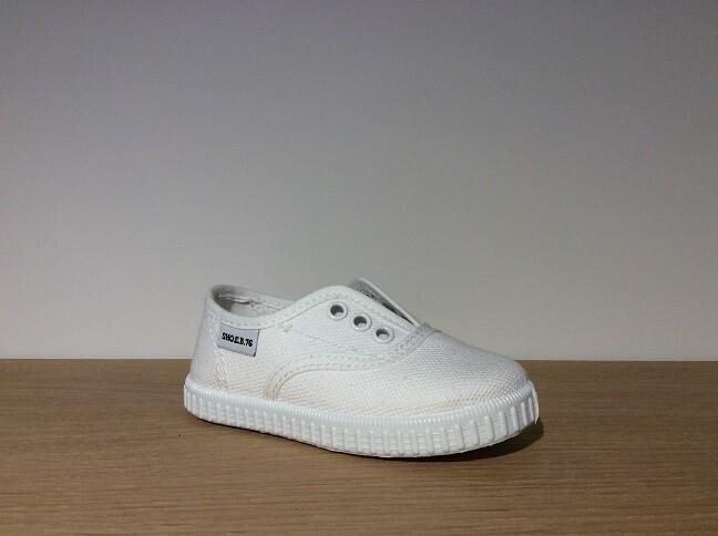Loafer bianco