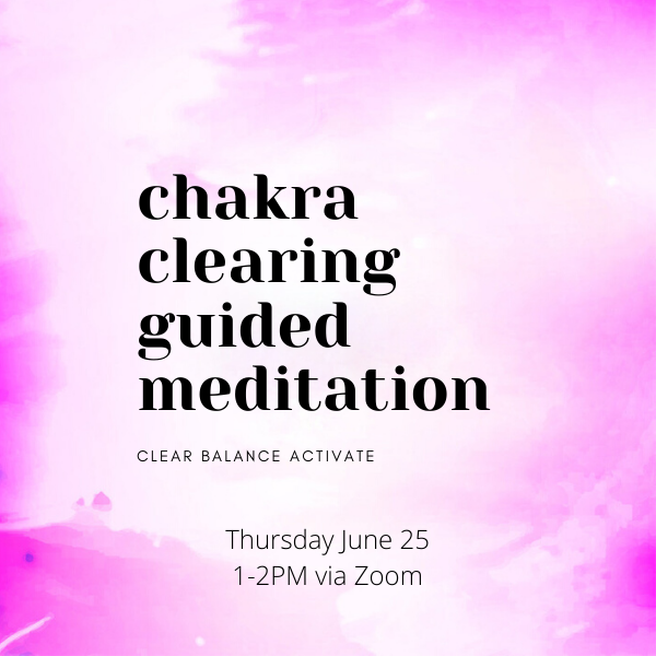 Chakra Clearing Guided Meditation