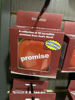 Farr/Promise Button