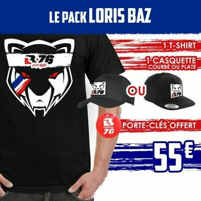 Pack Loris BAZ