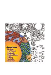 Postcard Bookmark Coloring Kit