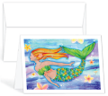 Mermaid Fine Art Note Cards (See Product Details for full images)