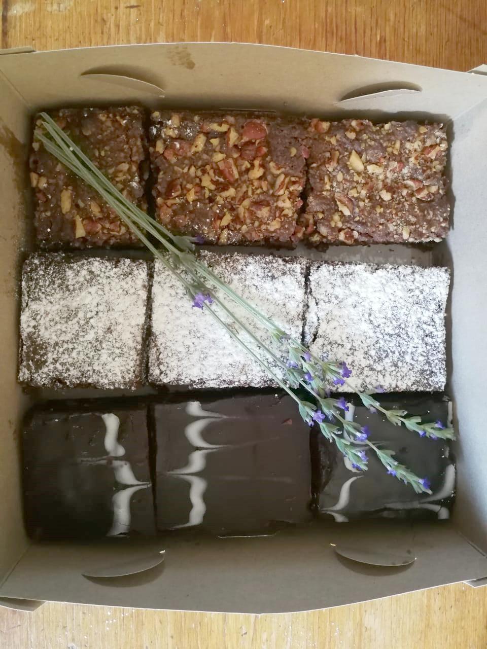 Box of Brownies!