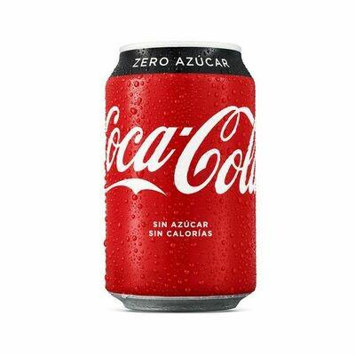 Coca Cola Zero (330 ml)