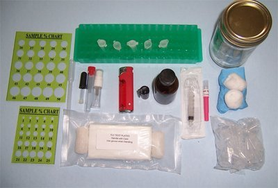 CTK Test Kit # 1 (20-25 test)